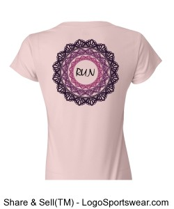Run Cicles Light Pink Design Zoom