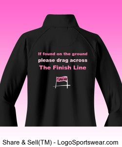 Running Humor Running Jacket Design Zoom